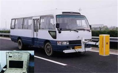 路面雷达测试系统IRIS