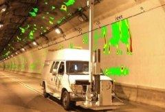 隧道衬砌快速无损检测解决方案