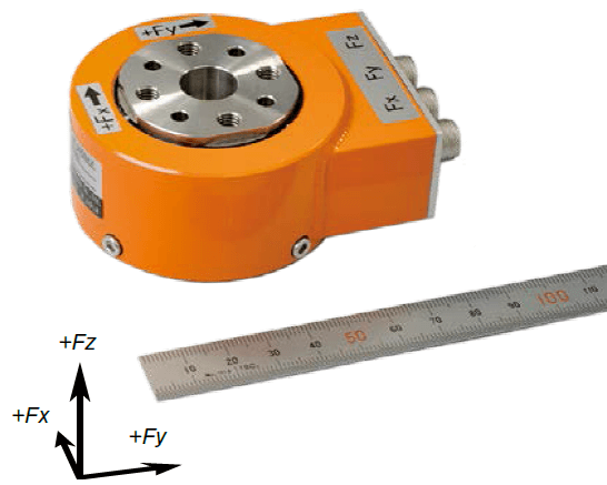 SLP-NA-T 低量程3分力传感器 100N~1kN
