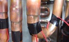 空调器铜配管的应力测试