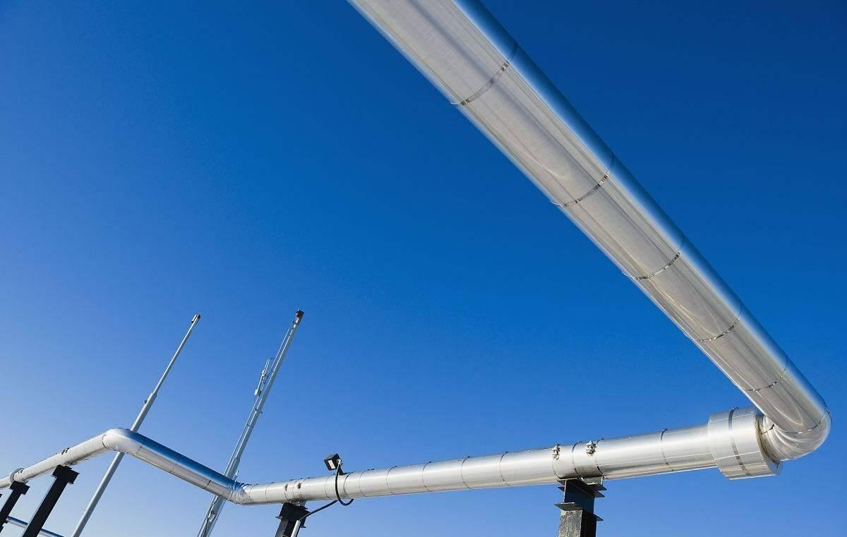 氨气管道渗漏点探测与定位