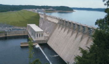 坎贝尔产品在大坝监测中的应用