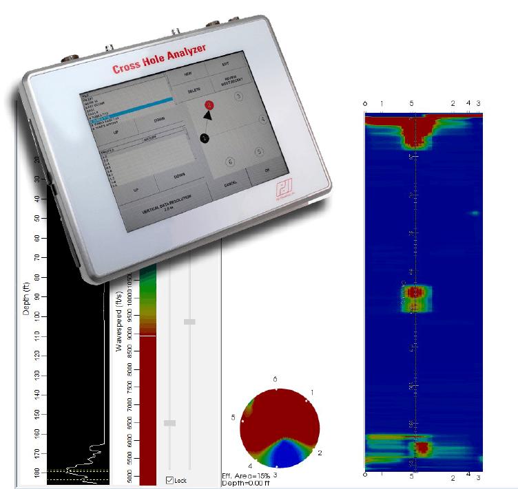 PDI - TOMO 3D Tomographic Software