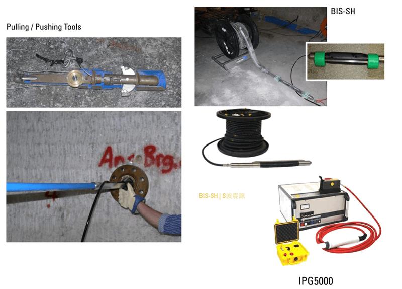 水平孔地震层析成像在核废料储存洞室结构探测中的应用