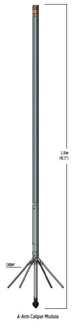 RobertsonGeo - 4-Arm Caliper (GXY)