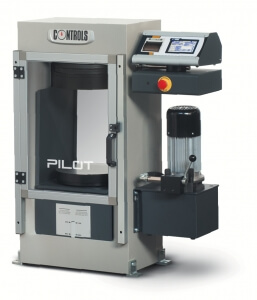 Controls Group - Automatic Compression Testers for Cubes and Cylinders