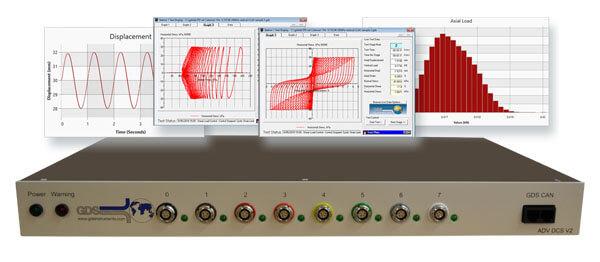 新型高速数字控制与采集系统ADVDCS V2