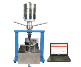 CRT-IND Indentation Testing Machine