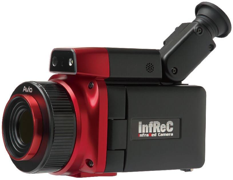 R550系列红外热像仪
