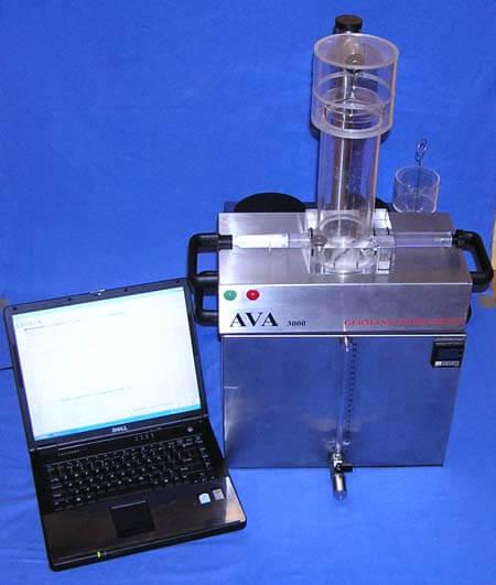 AVA新拌混凝土气孔结构分析仪