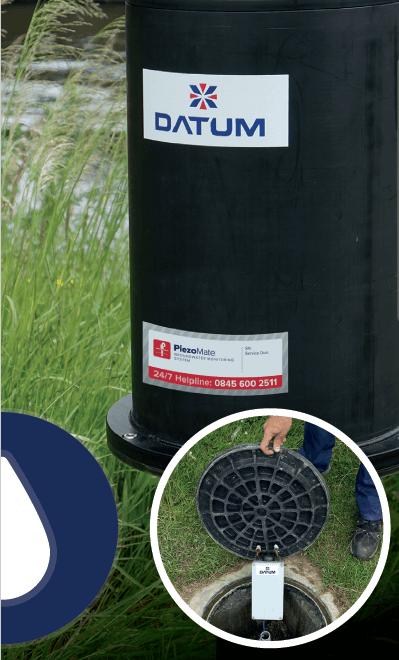 PiezoMate - 孔隙水压力和地下水监测系统
