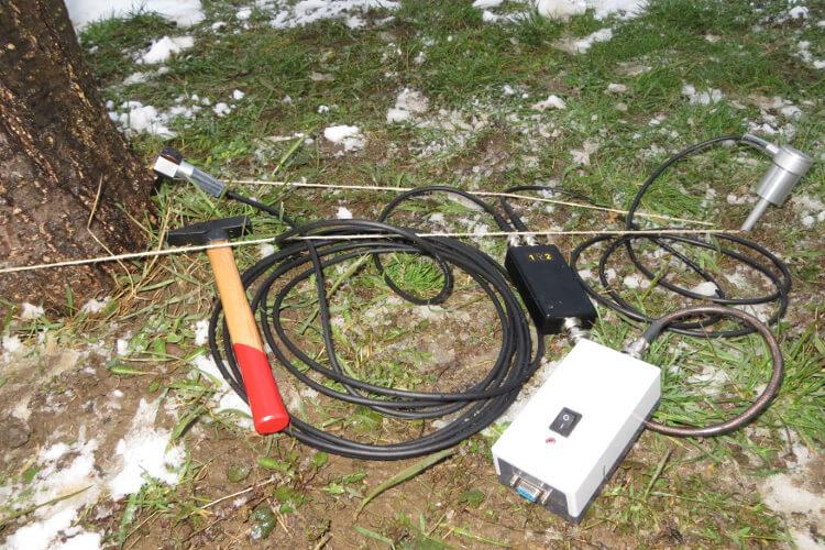 树根探测仪
