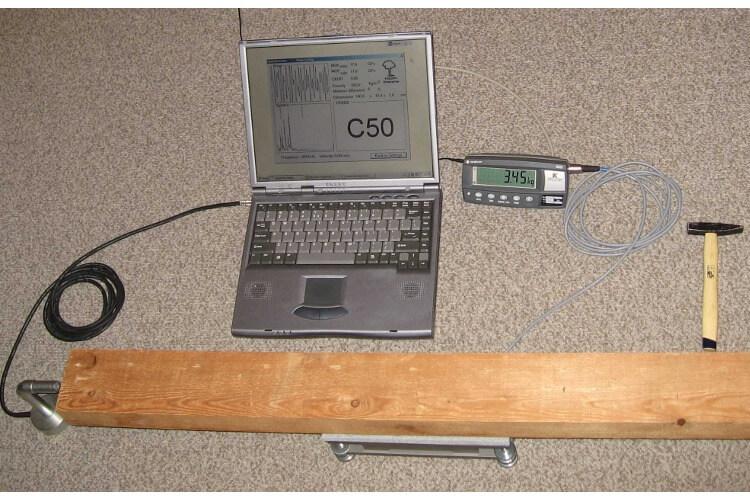 便携式木材分级计