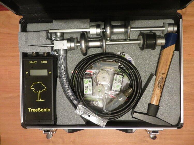 TreeSonic树木刚度测试仪