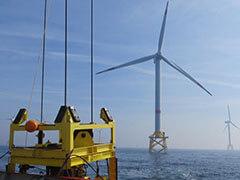 海上风电静力触探勘察解决方案