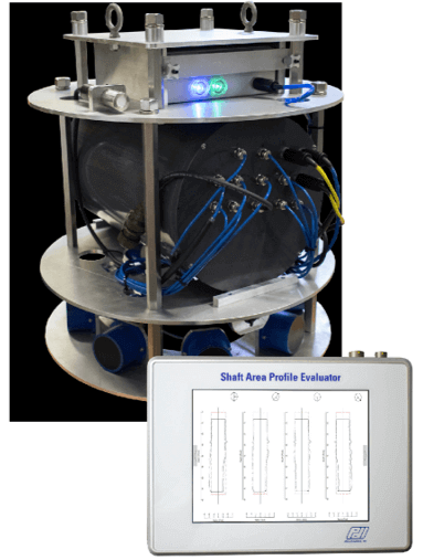 SHAPE 成孔质量检测仪