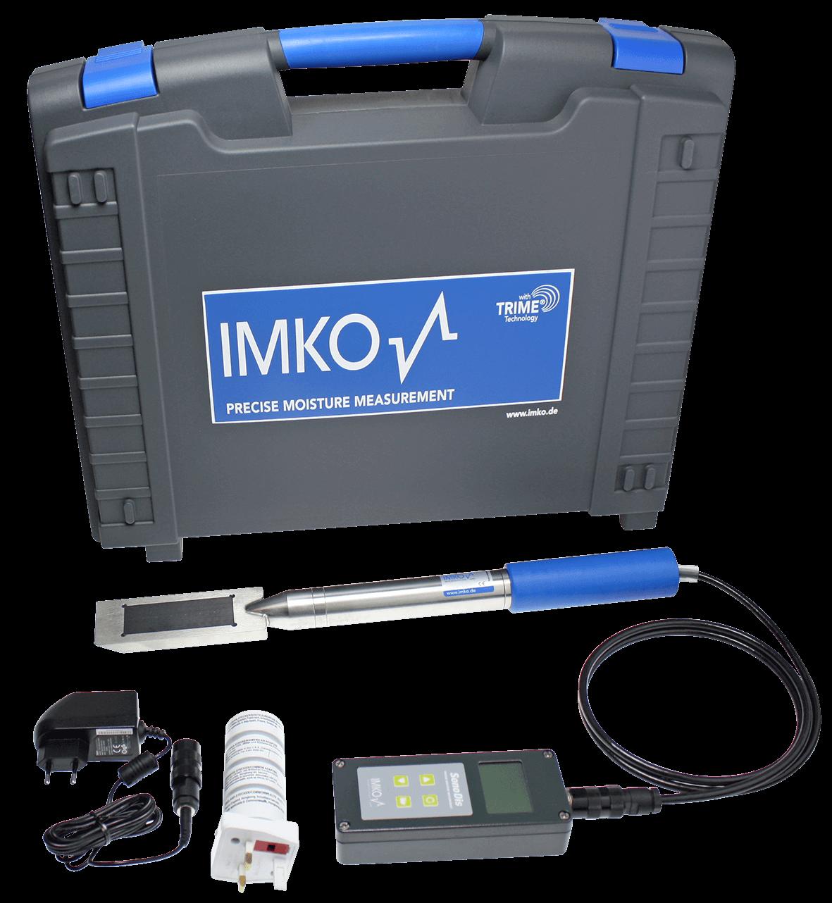 SONO-WZ新拌混凝土水灰比分析仪