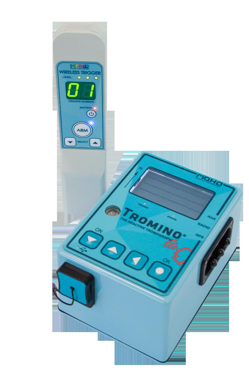 Tromino BLU地脉动仪