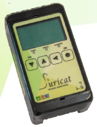 Suricat三轴结构振动监测仪