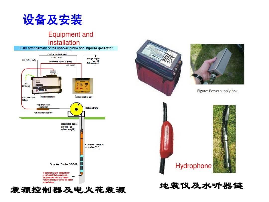 德国Geotomographie跨孔地震CT系统用于东帝汶某港口地层波速测试