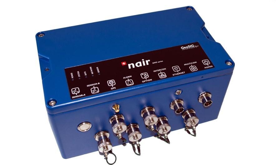 nair数据采集系统