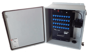 FODL 现场用多通道光纤数据记录仪