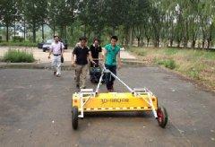 案例|三维探地雷达应用于交通部公路试验场沥青路面裂缝病害检测