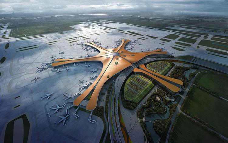 起飞丨三维探地雷达在北京大兴国际机场跑过的248360米