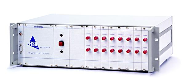 DMI 多通道静态光纤信号调节器