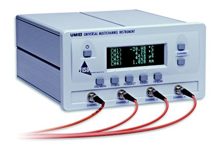 UMI 静态多通道光纤信号调节器