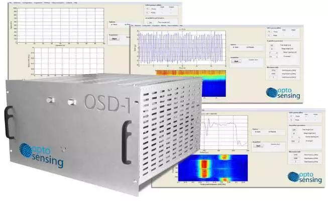 欧美大地将携手Optosensing带来高精度分布式光纤传感产品