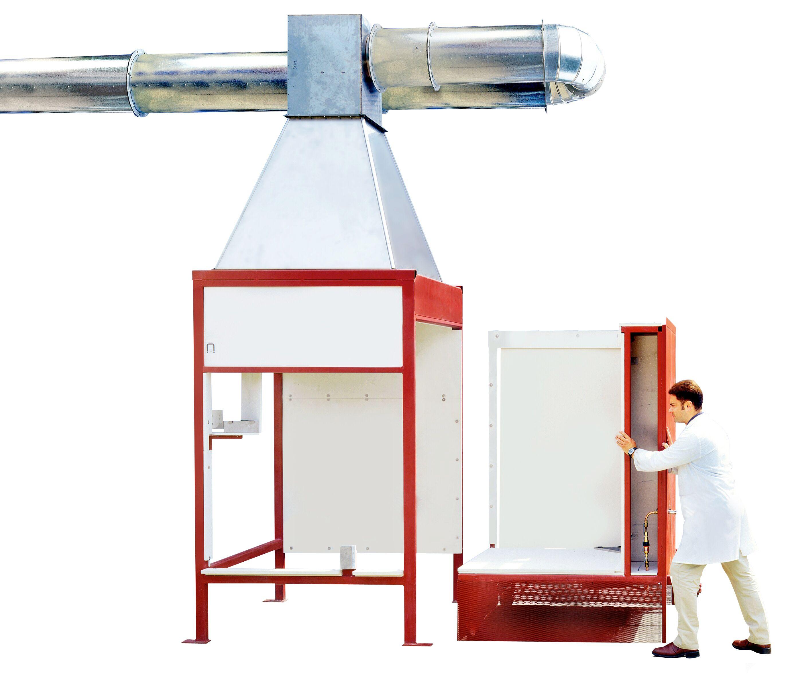 单体燃烧试验装置(SBI)