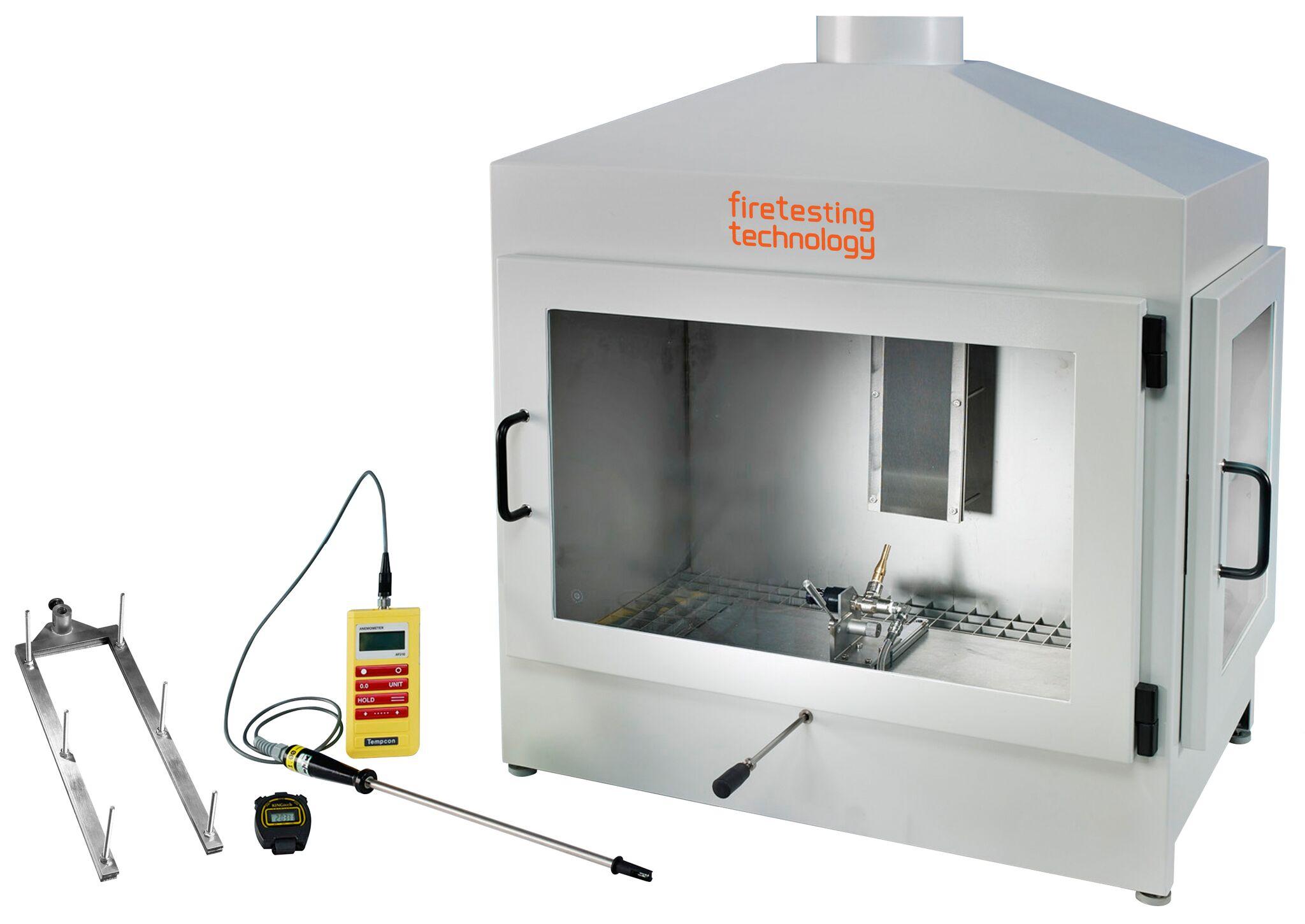 ISO 11925-2单一火源耐火测试仪