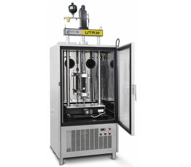 UTM-30路面材料伺服液压动态试验系统