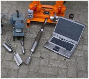 GVT-100电动十字板剪切仪