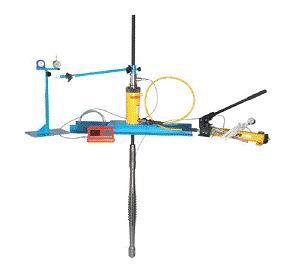 PHICOMETER 原位岩土两用钻孔剪切试验系统