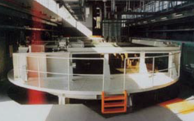 科里奥利水槽 HRTA-8000