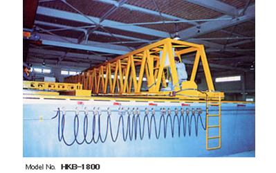 自跑式大型测量平板推车 HKB-1800