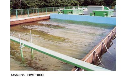 二连式平面水槽造波浪装置   HWFM-800