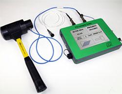PIT AIR桩身完整性测试仪无线传输软件