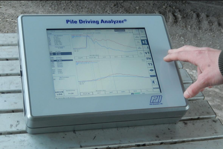 PDA-8G打桩分析仪