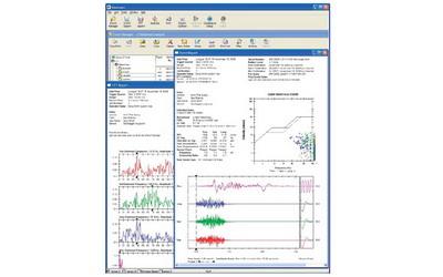 Blastware振动事件管理和报告软件