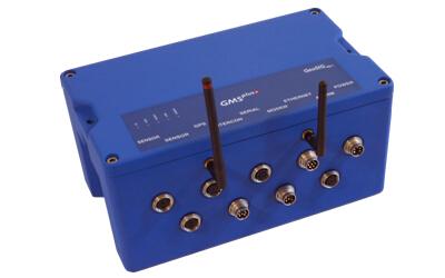 GMSplus地震监测仪/强震记录仪