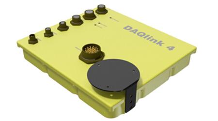 DAQlink 4高分辨率分布式地震仪