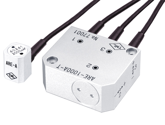 ARE-A-T 高量程3轴加速度传感器 1000 ~ 5000m/s2