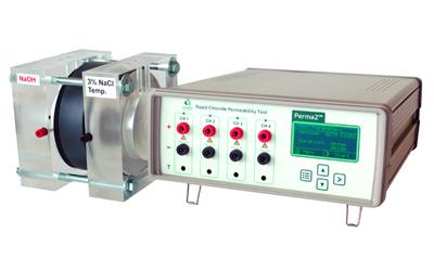 PERMA2混凝土快速氯离子渗透性测试仪