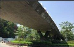 【案例分享】Imetrum对澳门混凝土立交桥交通荷载下的扰度测量