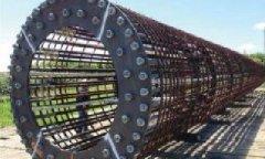 美国中部能源公司使用TIP(热电缆)代替CSL(跨孔超声法)作为工程检测手段
