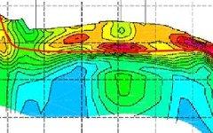 带负荷载、波场滑坡地的表面波探测实例介绍