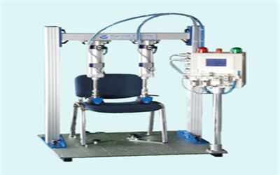 德国h&p椅子PLC交互试验机